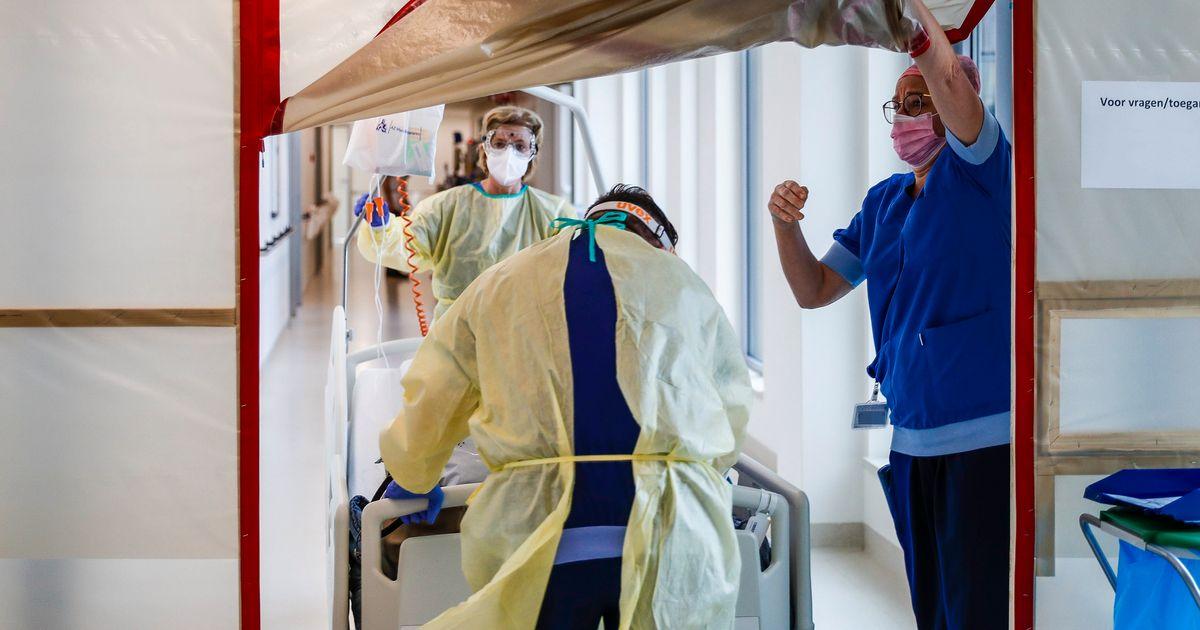 LIVE. Meer vertrekkers dan nieuwe coronapatiënten in Belgische ziekenhuizen - Opnieuw 164 doden gerapporteerd