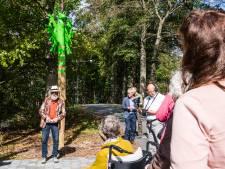 Totems symboliseren verbondenheid met natuur in Zeister wijk Kerckebosch