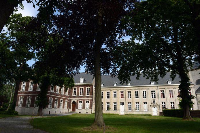 De Abdij van Vlierbeek werd de voorbije jaren prachtig gerestaureerd.