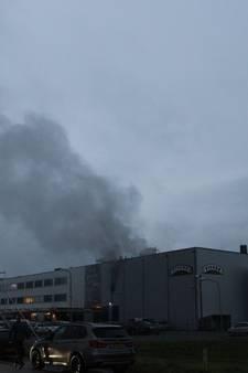 Brand bij Vivera Holten