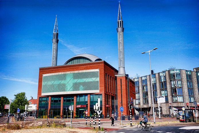 De Ulu-Moskee in Utrecht