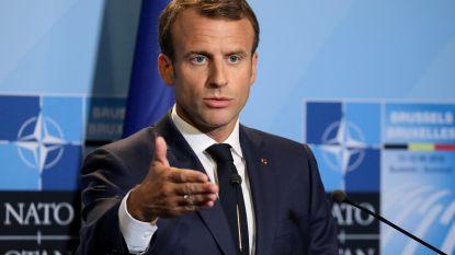 """Apocalyptische Macron waarschuwt: """"Europa staat op rand van afgrond en NAVO is hersendood"""""""