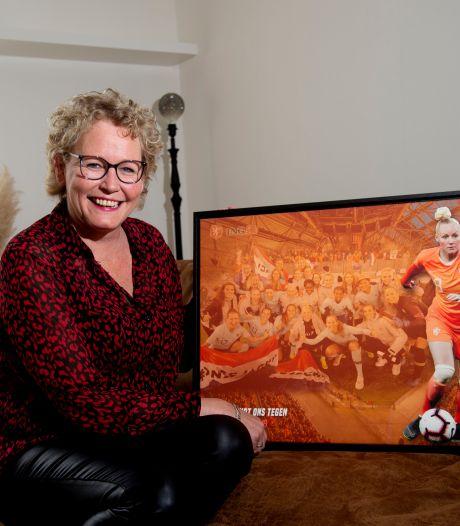 Astrid, moeder van voetbalster Danique Kerkdijk: 'Ik weet niet of ik die discipline ook in me zou hebben'