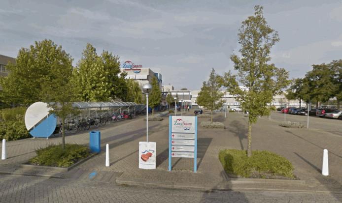 Ziekenhuis ZorgSaam in Terneuzen.