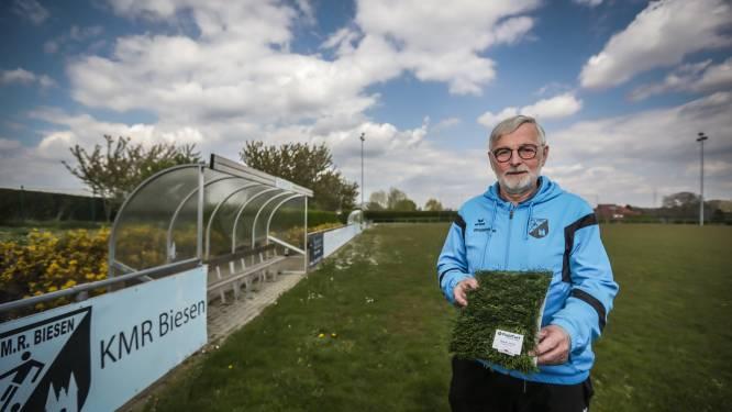 """Jean Max (KMR Biesen): """"Kunstgrasveld bezorgt de club een nieuw elan"""""""