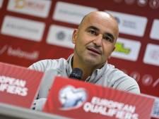 """Martinez alignera une """"équipe fraîche"""" contre la Biélorussie"""