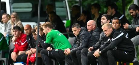 NEC komende tijd zonder assistent-trainer Bicentini