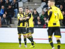 Beerens op '10', Ødegaard op de flanken bij Vitesse tegen Excelsior