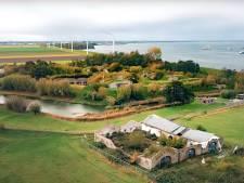Opknap botenloods Fort Sabina weer stapje dichterbij