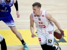 """La déception de Vrenz Bleijenbergh, non sélectionné à la draft NBA: """"Ça fait vraiment mal"""""""