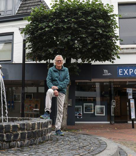 Kunstenaars koesteren pop-upgalerie in Almelo: 'Lege panden als cultureel podium'