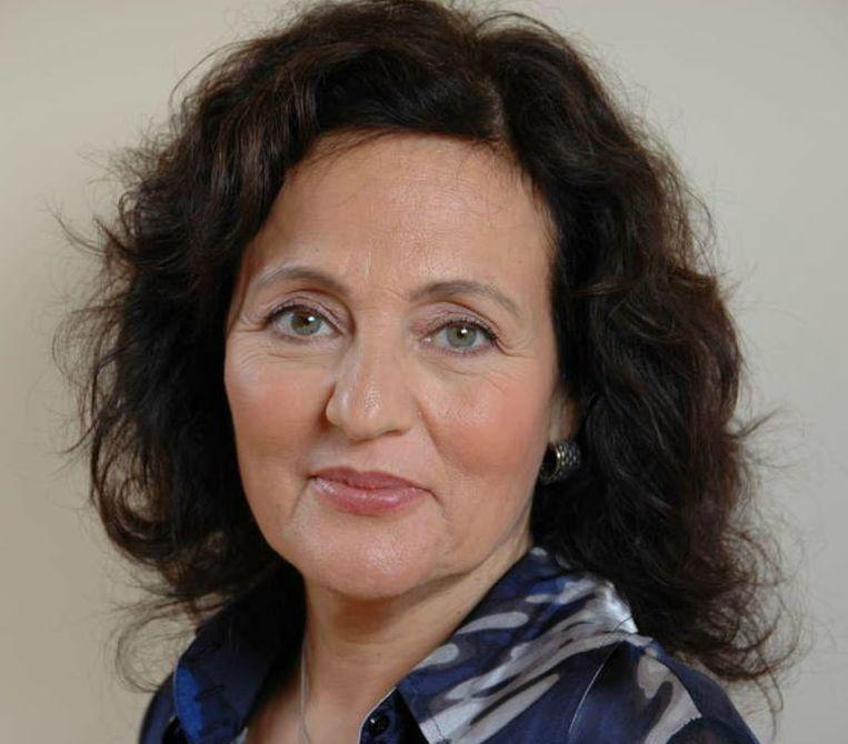 Leila Jaffar Beeld Trouw
