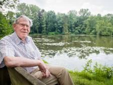 Sjoerd Heringa is overleden, hij die jarenlang streed tegen de villa van zijn buurman en vóór het erfgoed in Hengelo