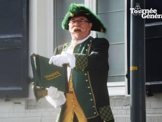 """Het eerste terrasje van belleman Hans Van Laethem: """"Eindelijk terug Witkap van het vat"""""""
