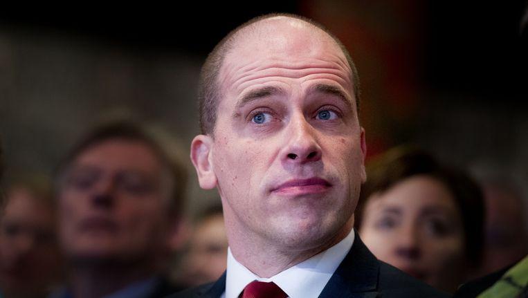 De PvdA-leider schaakt op meerdere borden tegelijk Beeld anp