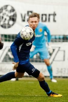 Mike van Oostrom voelt zich welkom bij Montfoort SV'19: 'Ze deden hun best voor me'