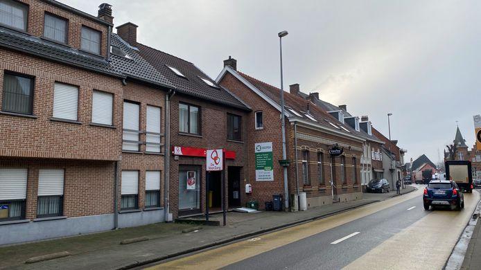 La Rechtestraat à Lille, en province d'Anvers, où les faits ont eu lieu