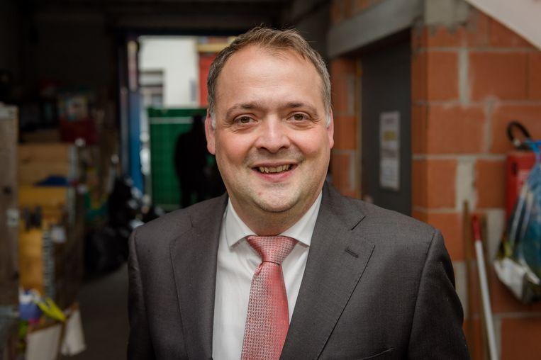 Antwerps OCMW-voorzitter Fons Duchateau. Beeld BELGA