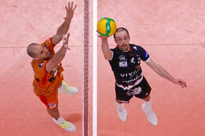 Glansprestaties met Roeselare beloond: Stijn D'Hulst is Volleyballer van het Jaar