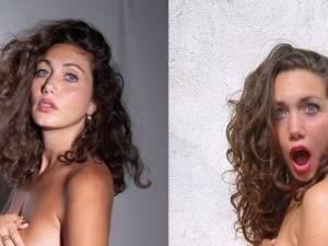 La fille d'Alain Chabat pose nue trois mois après son accouchement