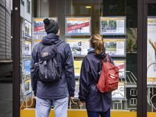 Flinke toename hypotheekaanvragen uit vrees dat rente nog verder stijgt