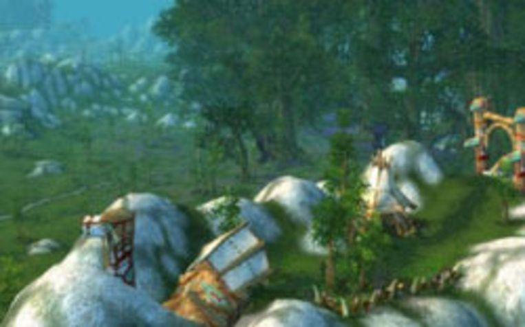 World of Warcraft Beeld
