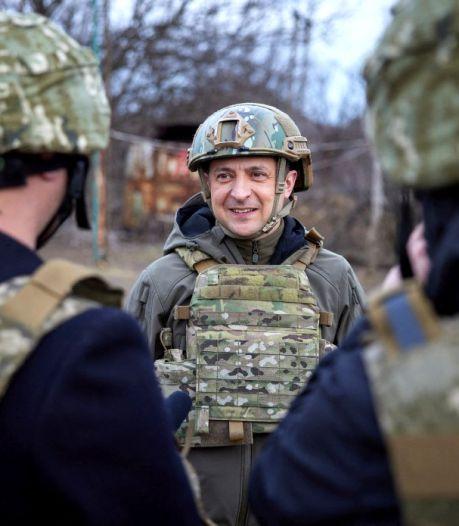 """La Russie menace """"ouvertement"""" l'Ukraine de destruction"""