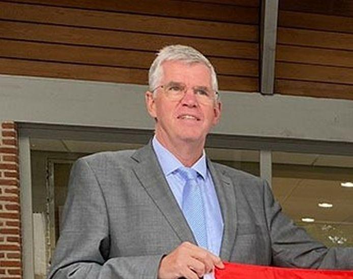 André Baars, burgemeester van Ermelo.
