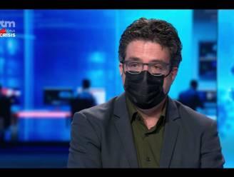 """LIVE. Steven Van Gucht: """"Nieuwe opstoot in juni en juli als we te vroeg te veel versoepelen"""""""