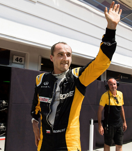 'Succesvolle' test Kubica bij Williams