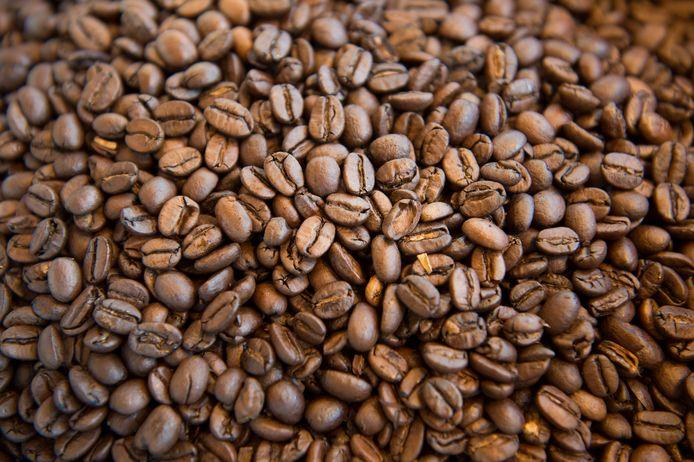 In zeven supermarkten van Lidl in de regio kunnen klanten zien wat de milieu-impact is van verschillende soorten koffie en thee.