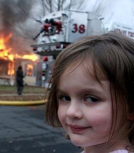 Star d'internet à quatre ans, sa photo iconique lui a rapporté (très) gros