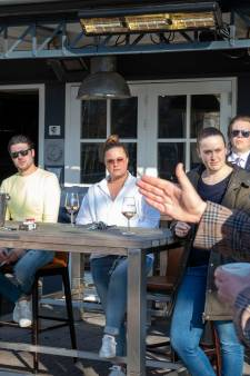 Terrassen in de Vallei: 'Er is zoveel belangstelling dat het niet veilig zou zijn'