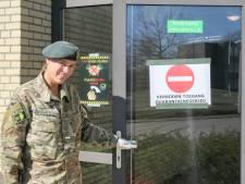 Eerst in quarantaine in Oirschot, dan op missie naar Afghanistan: 'Eten wordt bij de poort gezet'