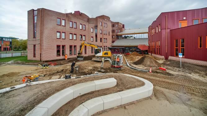 Kleiner maar fijner schoolplein voor ROC De Leijgraaf in Oss