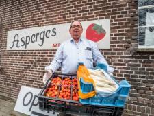 Asperges, vers uit de Zoetermeerse (en Limburgse) grond