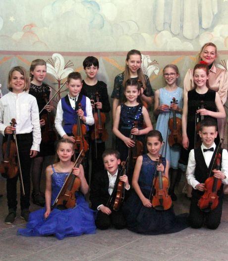 Jonge violisten uit Amersfoort gaan internationaal: voor derde keer naar finale van Stage4kids