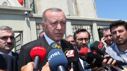 Erdogan spoort Libische krijgsheer Haftar aan offensief te stoppen
