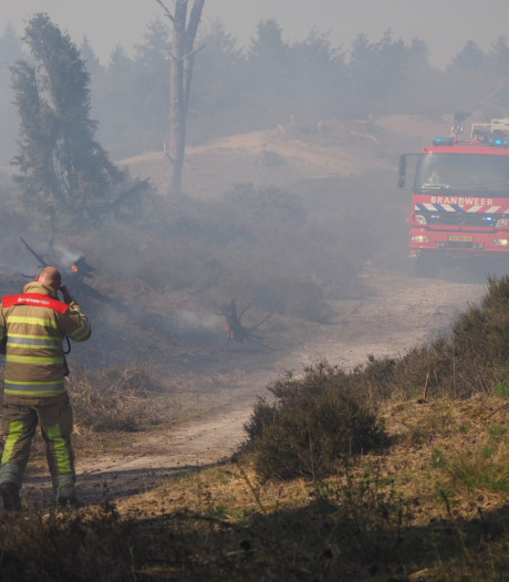 Veiligheidsregio Utrecht: 'Risico op natuurbranden afgenomen'