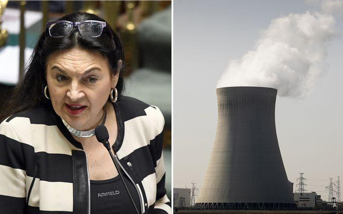 Pour l'ex-ministre fédérale de l'Energie, Marie-Christine Marghem (MR), prolonger deux réacteurs nucléaires au-delà de 2025 sera inévitable.