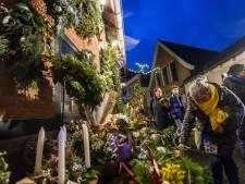 Ondanks slecht weer toch veel bezoekers bij kunst- en kerstmarkt in Ootmarsum