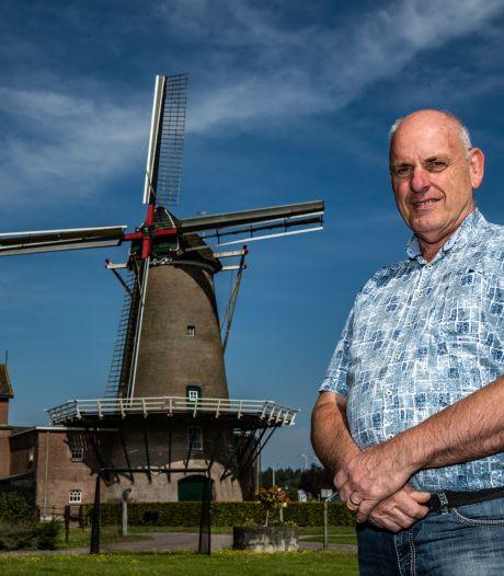 Wil deze oude molen bij Lettele kunnen blijven draaien, dan is 125.000 euro nodig