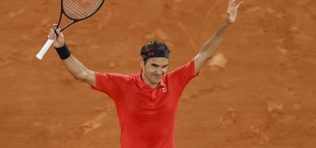 Au bout de la nuit, Federer s'impose face à Koepfer et se hisse en huitièmes