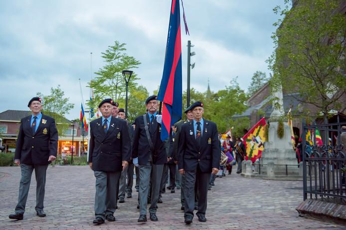 Brabantse gevallenen werden herdacht in de Sint Willibrorduskerk.