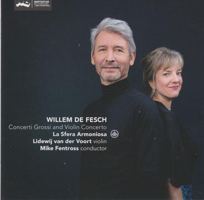 Challenge Classics met meerdelige werken van Willem de Fesch.