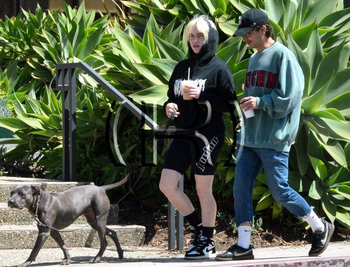 Billie Eilish zou naar verluidt een relatie hebben met acteur Matthew Tyler Vorce.