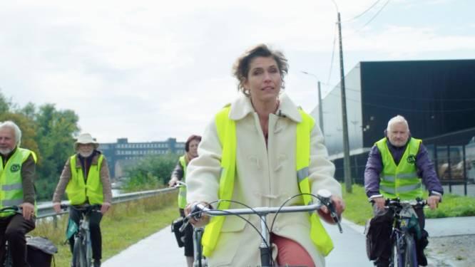 """Joke Devynck (Groen) wil kinderen veilig naar school met fietspool: """"Als je in groep fietst, krijg je meer voorrang en aandacht van de meeste automobilisten"""""""