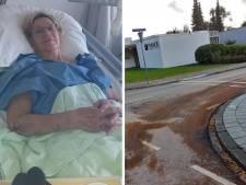 Tractor blijkt veroorzaker van oliespoor in Terneuzen waardoor meerdere mensen gewond raakten