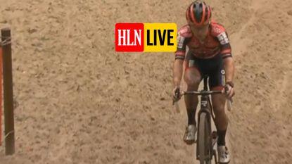 KIJK LIVE. Iserbyt begonnen aan laatste ronde in Lokeren, Thibau Nys volgt op anderhalve minuut