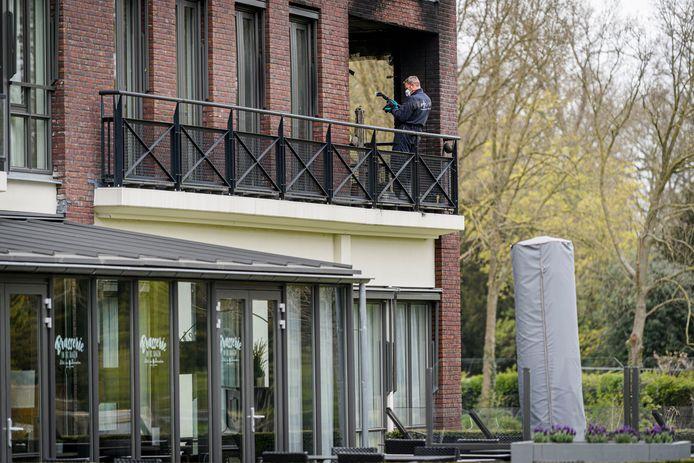 Bij een brand in wooncomplex Stadshagen in Delden in de nacht van zaterdag op zondag zijn twee bewoners om het leven gekomen.